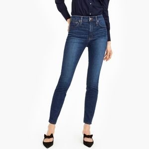 J Crew Toothpick Jeans, Medium Wash